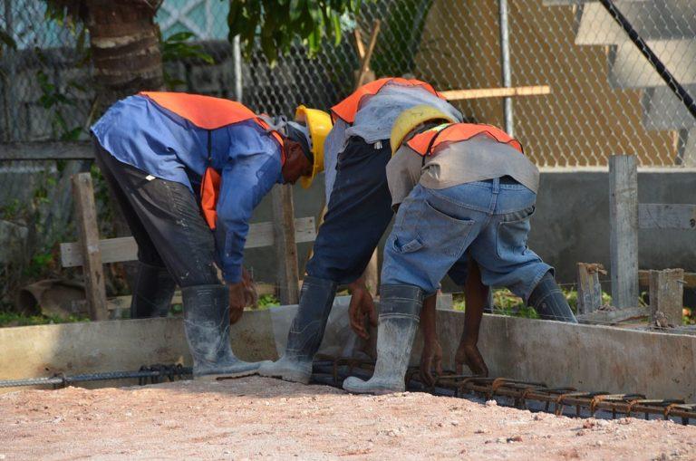 concrete foundation leveling